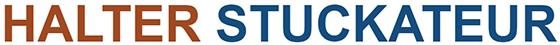 Stuckateur Halter Logo